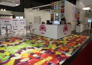 Pvc Fußboden Teppich ~ Design bodenbeläge vinylboden und teppich mit logo bedruckter pvc